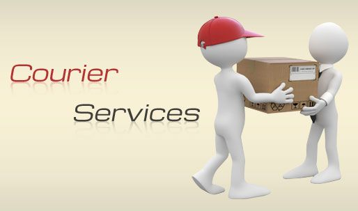 Services provided by courier companies