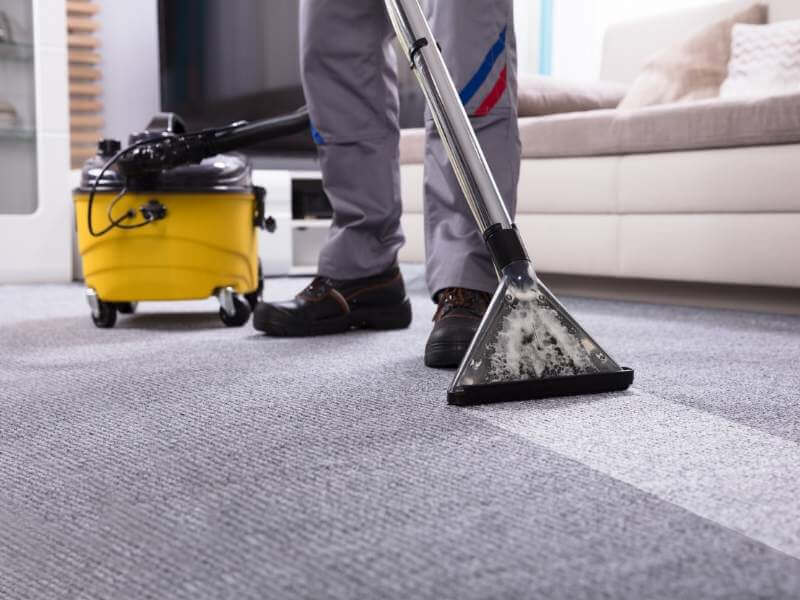 How is Carpet Cleaning Done?